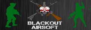 Blackout Airsoft Channel art by ford05