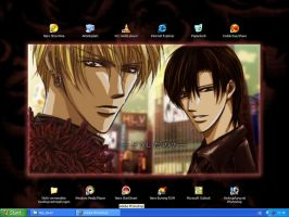 Skip Beat - Desktop 3.7 by Silver-Nightfox