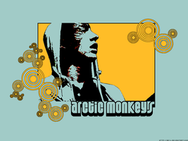 arctic monkeys by geyl