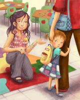 Meet The Teacher Day by Isynia-Artessa