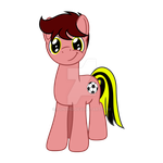 [Vector] Allwat V without Triko by PonyHD