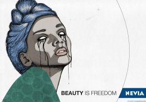 beauty is freedom by Vladm
