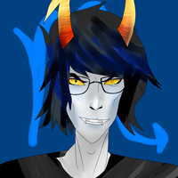 male vriska mouse drawing by orochiXdemonXshiku