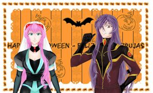 Happy Halloween 2014 by Narumo