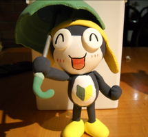 Sgt Frog Model- Pvt Tamama by Torgetsu-Kon