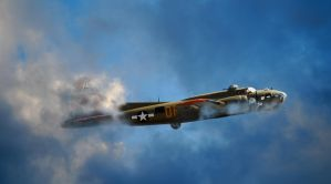 Flying Fortress by Allen59