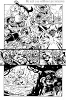 BeastWars The Ascending 4 p14 by GuidoGuidi