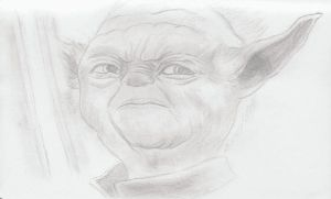 Yoda by SWJediKnight
