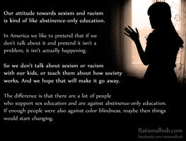 Ignoring Racism and Sexism... by rationalhub