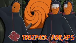 Naruto UNS3 - TOBI PACK FOR XPS UNLEASHED!! by ASideOfChidori