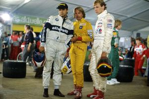 N. Piquet | K. Rosberg | S. Bellof (Germany 1985) by F1-history