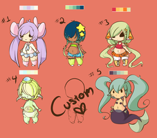 Adopts Auction: Closed by Beesu