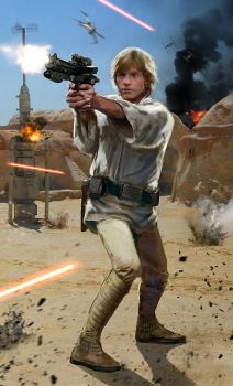 Skywalker by uncannyknack