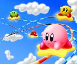 Kirby's Air Grind by Sirometa