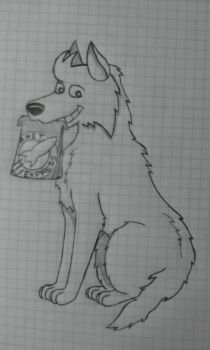 Me As A Dog by TheRealFry1