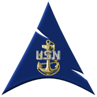 US Navy Arch Logo by Ghost1227