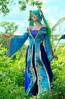 Sona Cosplay (League of Legends) 3 by akuh-asteegh
