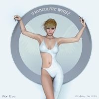 Immaculate White 2015 by Mickytroisd