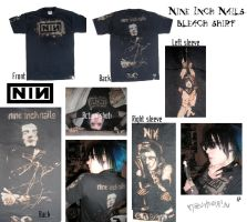 Nine Inch Nails Shirt. by Neumorin