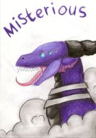 misterious  dragon by poelie-its-my-rabbit