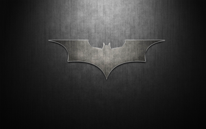 Batman Logo Wallpaper by ArtieFTW