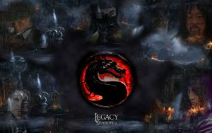 Mortal Kombat Legacy Season 2 Wallpaper by RedVirtuoso