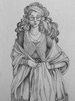 Young Sybil by jenimal