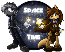 Space and Time by JovialNightz