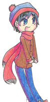 Stan Chibithing by FlyAwayMax