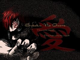 Subaku no Gaara +EDIT+ by sakurakero