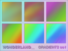 Gradients oo1 by Foxxie-Chan
