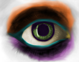 eye by blacKeyEdSaRaH