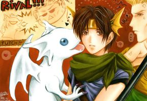 Suikoden II_you're my rival by Ecthelian