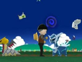 Daily Pokemon Ranch Life 1R by GAMEGAR