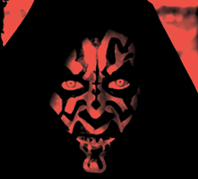 Darth Maul by 2barquack