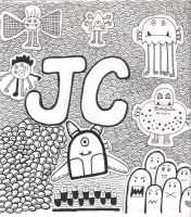 doodle:jc 3 by andreakris