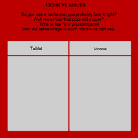 Tablet vs Mouse by Kutanra
