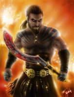 Khal Drogo from ''Game of Thrones'' by kjh311