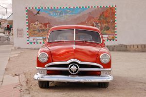 Barstow car by atomicrick