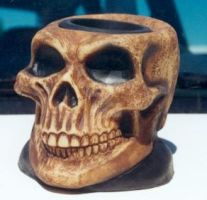 Skull base by Dave Britton by BrittonsConcoctions