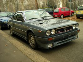 Lancia Beta Coupe Volumex '82 HF by franco-roccia