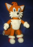 Tails Plushie by W0IfDreamer