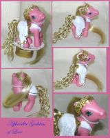 Aphrodite Pony Birth of Venus by PrincessAmalthea
