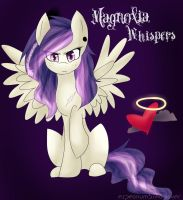 Magnolia Whispers by EspeonUmbreonLover