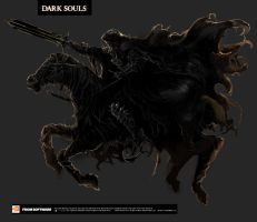 Dark Souls Concept 15 by MichaelCTY