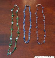 Seed Bead Jewelry by berlynnwohl