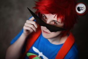 Dirk Strider by AnnaProvidence