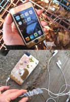 iPod Touch Skin by iTouchPhone-Group