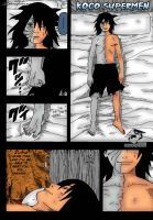 Naruto Manga 603 - Uchiha Obito Rehabilitation by koco1111