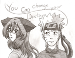 You CAN Change Your Destiny by MewIchigoZoey